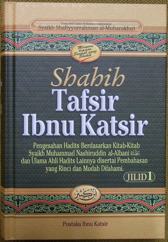 Ebook Tafsir Ibnu Katsir Lengkap