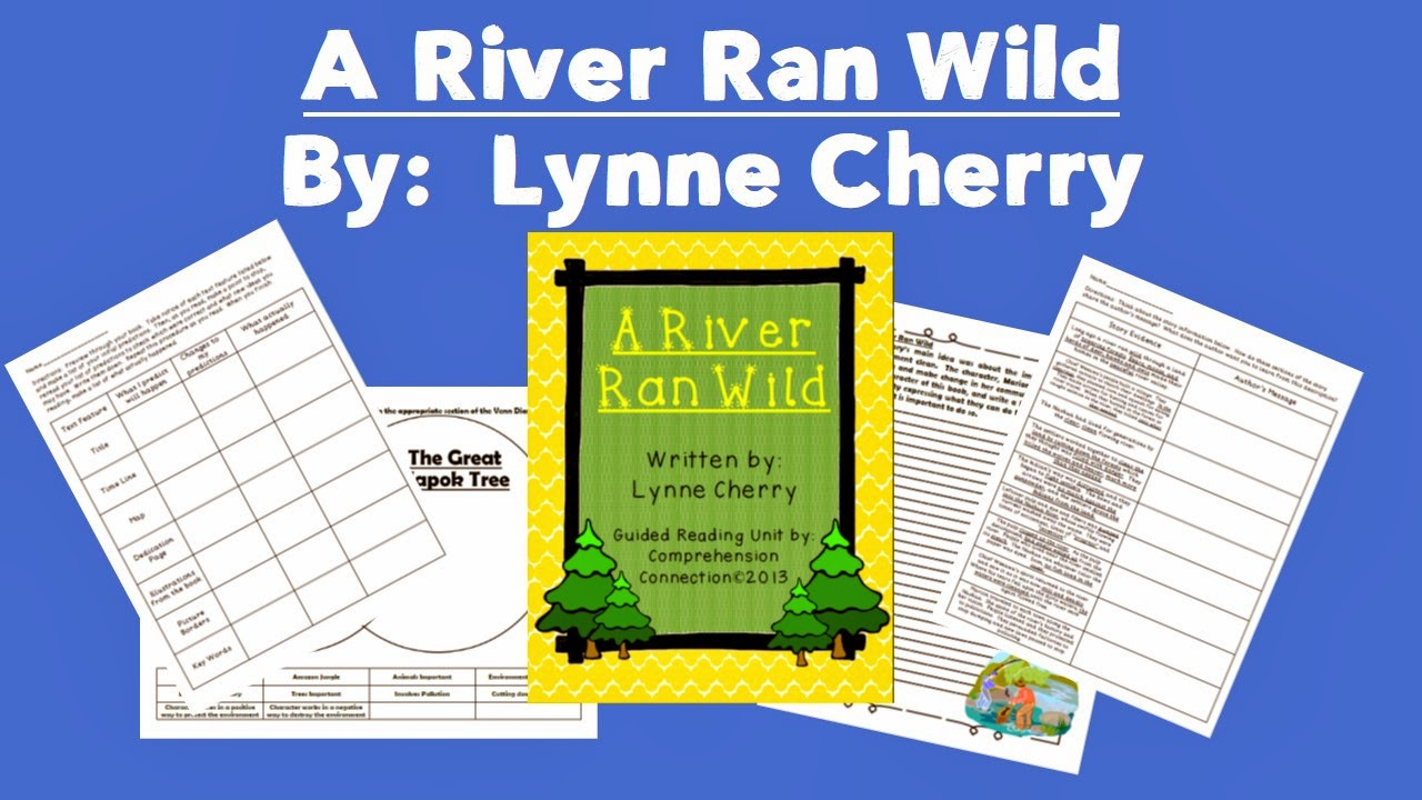 A River Ran Wild is a great mentor text for author's craft and author's message. Check out this post for lesson ideas and more.