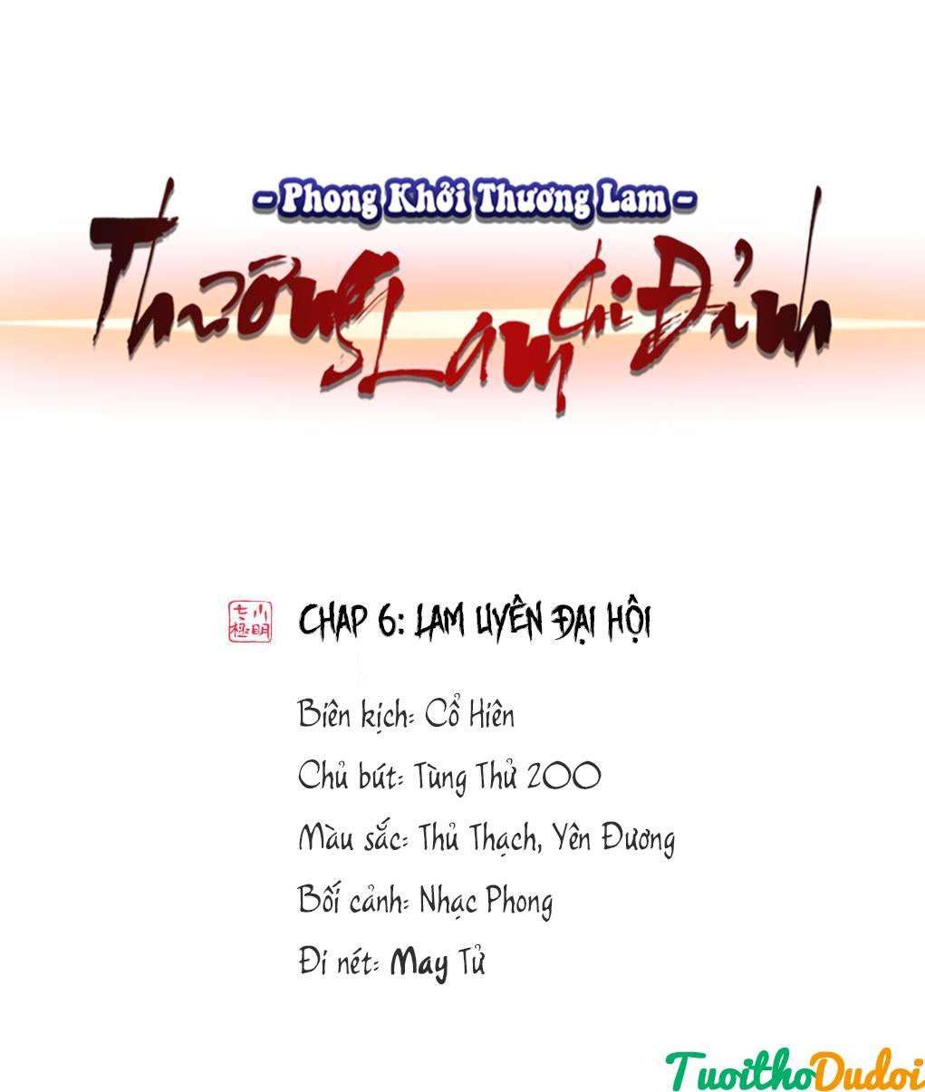 Phong Khởi Thương Lam chap 426 - Trang 1