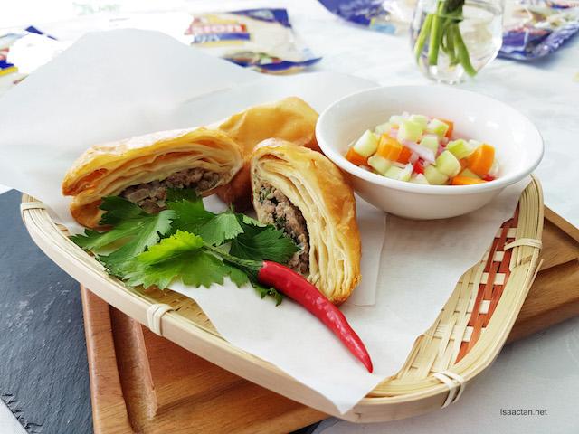 Bogor-style Egg Murtabak
