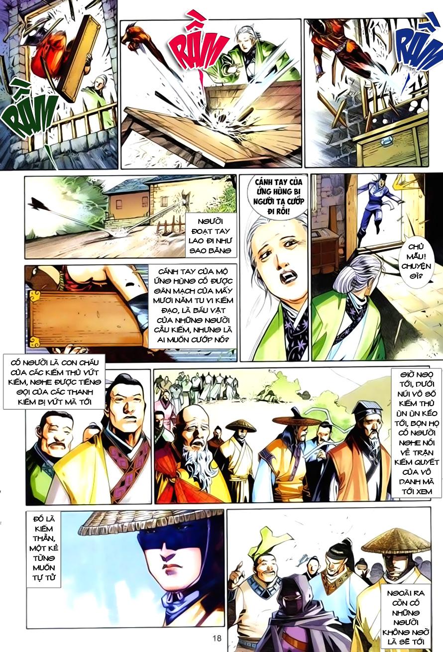 Phong Vân chap 410 Trang 18