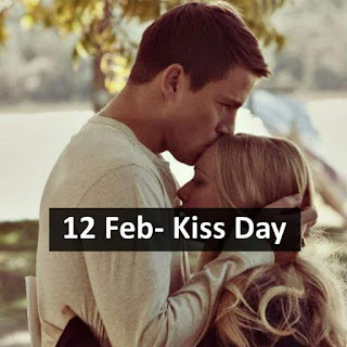 12th February - Kiss Day