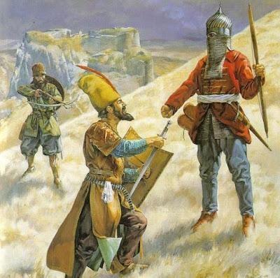 early 13 century janissaries