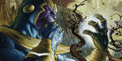 100% MARVEL HC. THANOS: ORIGEN