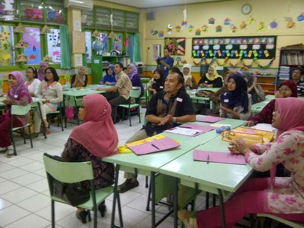 Menyusun Program Semester PAUD TK KB TPA Kurikulum 2013