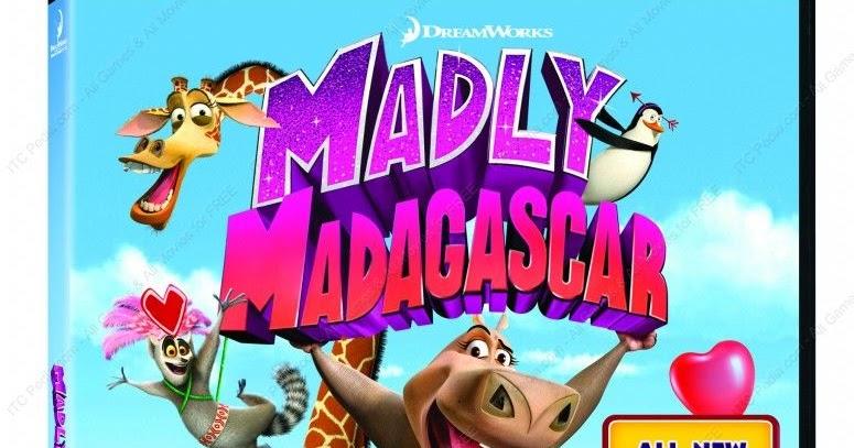 SupeRXclsivE: Madly Madagascar 2013 Webrip 720p 1GB direct Download