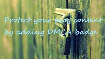How to get DMCA protection for your blog | 101helper
