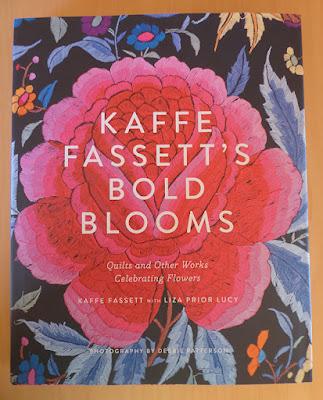 Inspiration fra Kaffe Fassett og skønne blomster