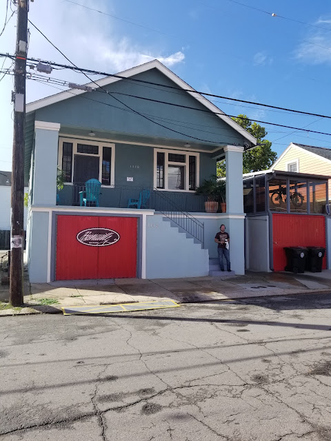 Bienville Studios JT Nesbitt New Orleans Louisiana