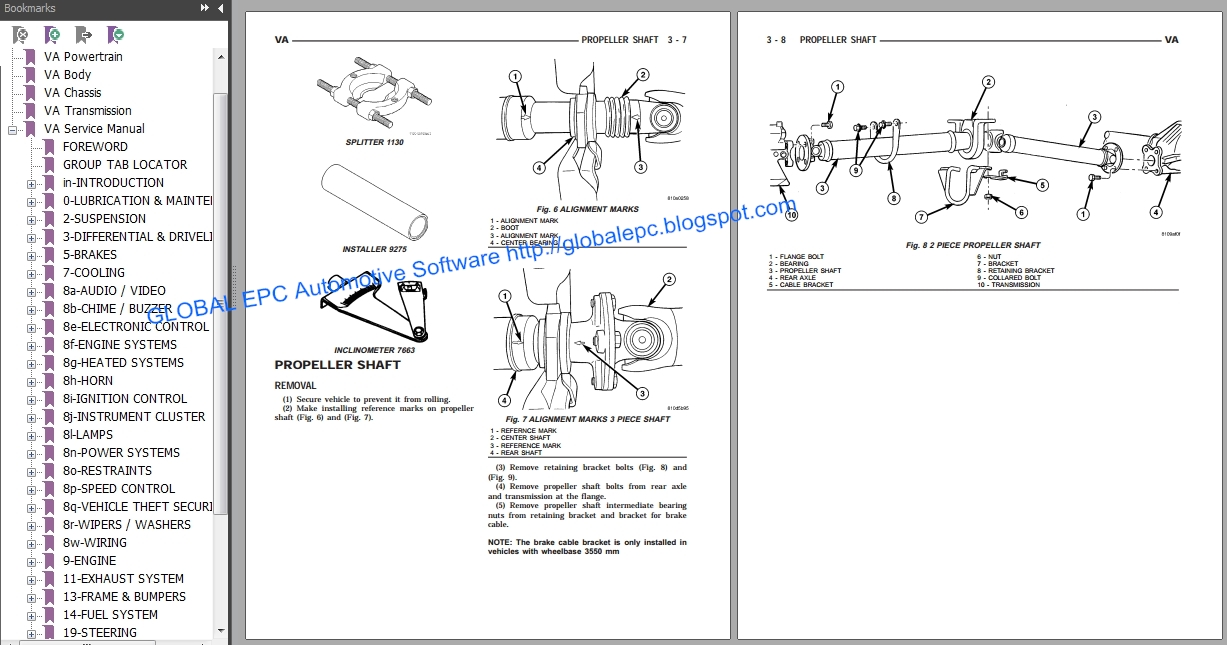 AUTOMOTIVE REPAIR MANUALS: MERCEDES SPRINTER 1997-2006