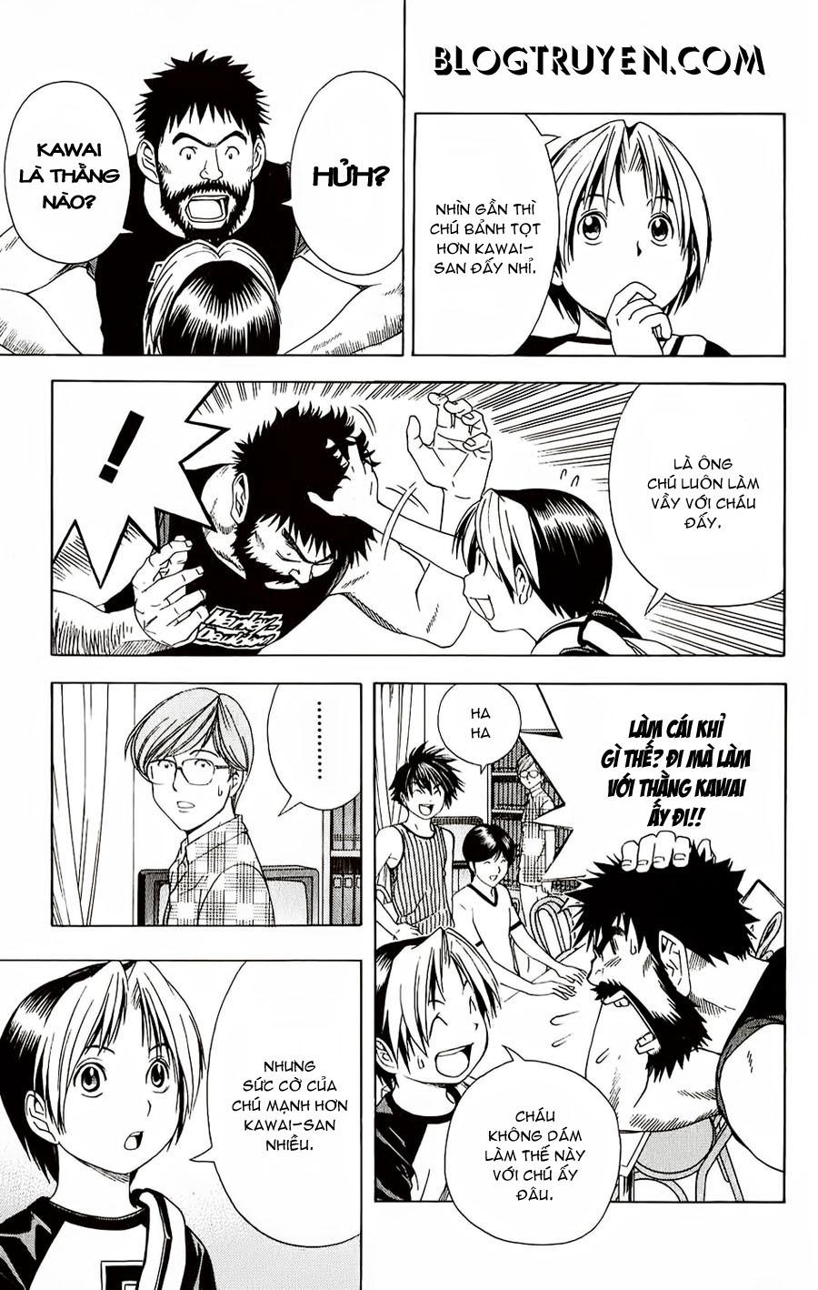 Hikaru No Go hikaru no go chap 77 trang 6
