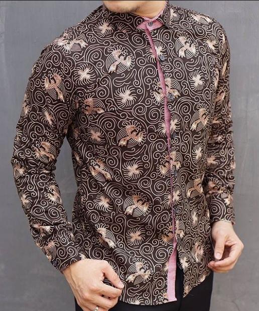 Potongan Baju Batik Pria: 10+ Contoh Model Baju Batik Panjang Pria