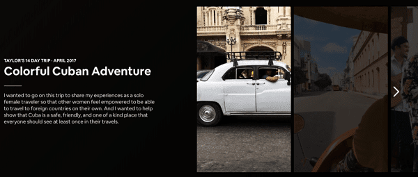 Airbnb quietly launches its own Stories for users to build video montages of their travels
