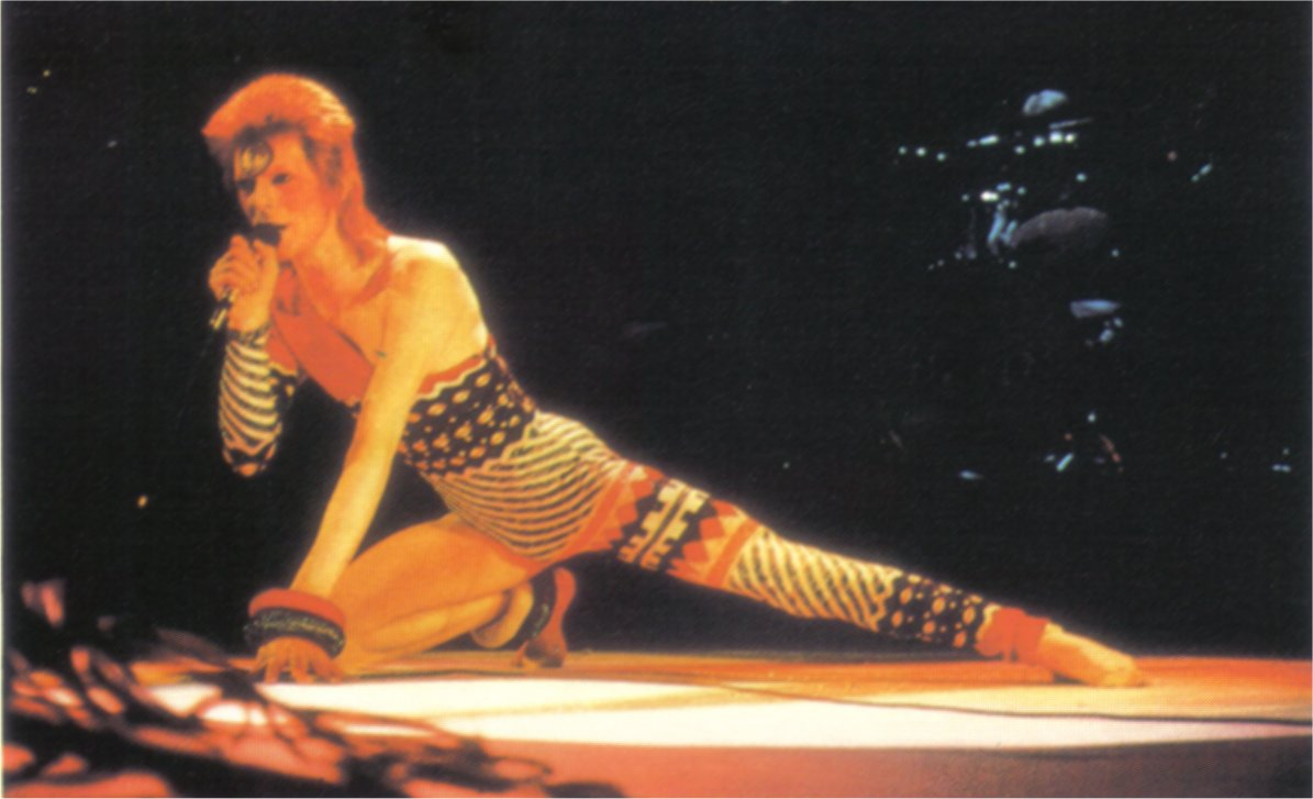 Screw No. 427 ~ My Favourite David Bowie song