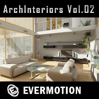 Evermotion Archinteriors vol.02 室內3D模型第2季下載