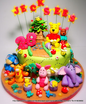 The Sensational Cakes January 2013