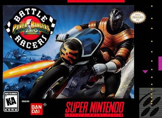Power Rangers Zeo - Battle Racers [ SNES ]