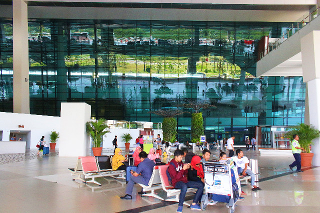 area luar terminal 3 ultimate