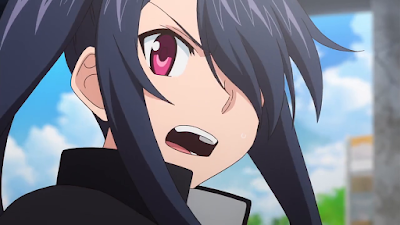 UQ Holder! Episode 2 Subtitle Indonesia