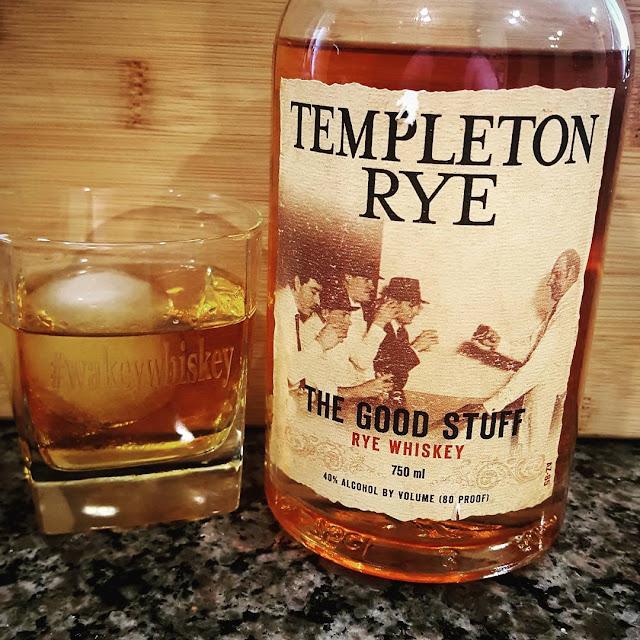 Wakey Whiskey: Templeton Rye