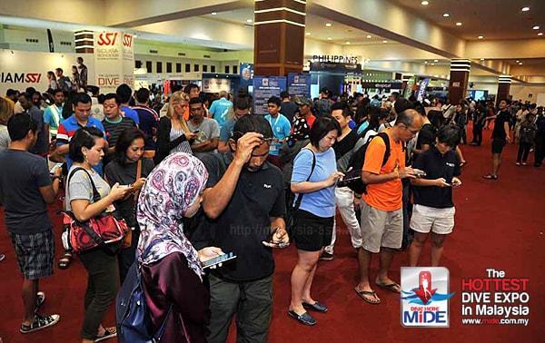 Malaysia Dive Expo 2018