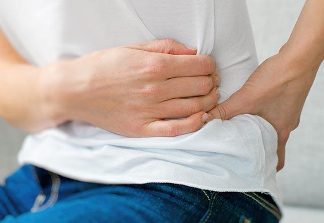 Böbrek taşı ağrısı