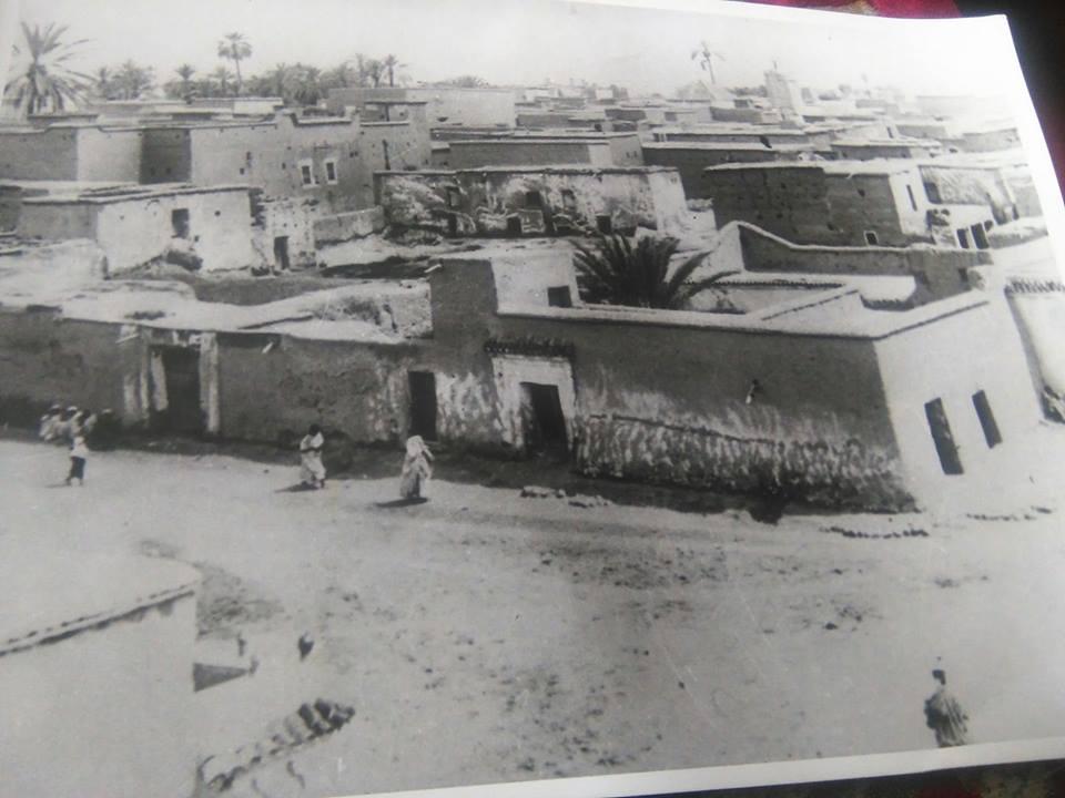 تارودانت...صورة نادرة لساحة اسراك...