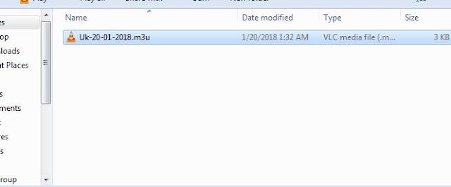 vlc m3u iptv daily tutorial