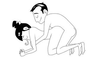posisi agar cepat hamil