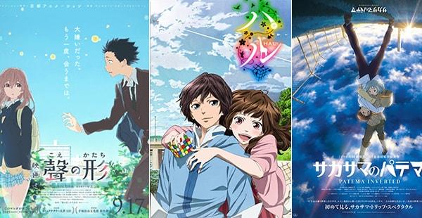 Rekomendasi 15 Anime Movie Dengan Berbagai Konsep Cerita