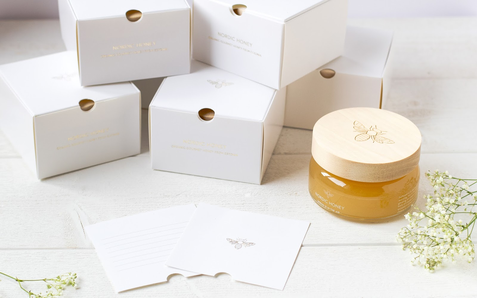 Nordic Honey on Packaging of the World - Creative Package Design Gallery