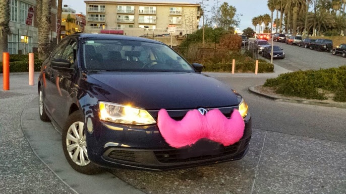 Signature Lyft taxis might be driverless in the future. Image credit: Wikipedia