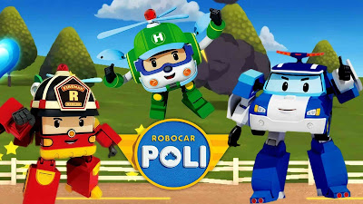 robocar poli wallpaper hd
