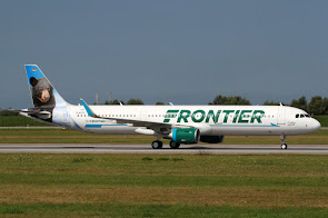 next A321 Frontier