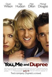 Tu, yo y ahora Dupree (You, Me and Dupree) (2006)