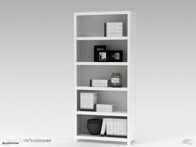 Black and White Original Bookshelves Black and White Original Bookshelves 541862077 2B 25281 2529