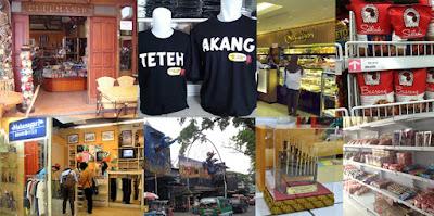 Pusat Penjual Oleh-Oleh dan Suvenir Khas BAndung
