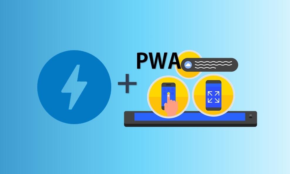 ¿Por qué necesita usar AMP y PWA?