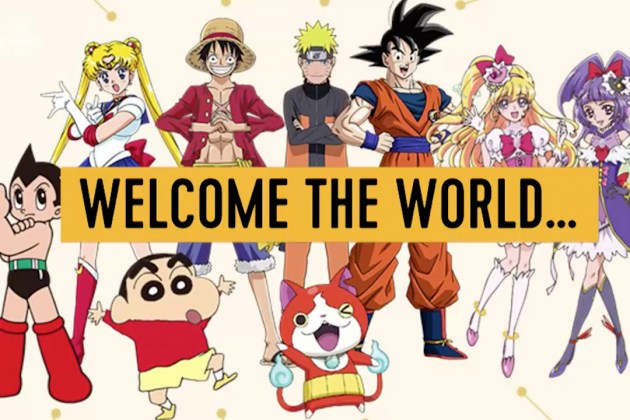 tokyo 2020 announces famous anime characters as ambassadors