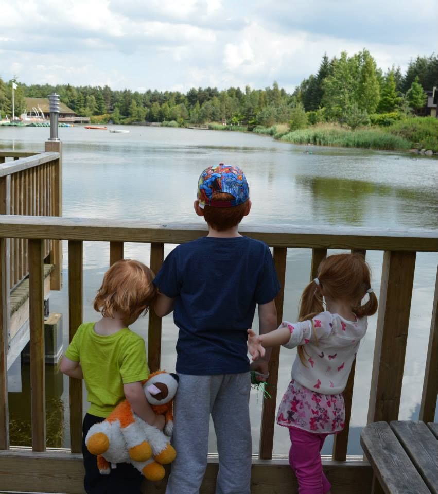 10 ways to save money at Center Parcs  - lake