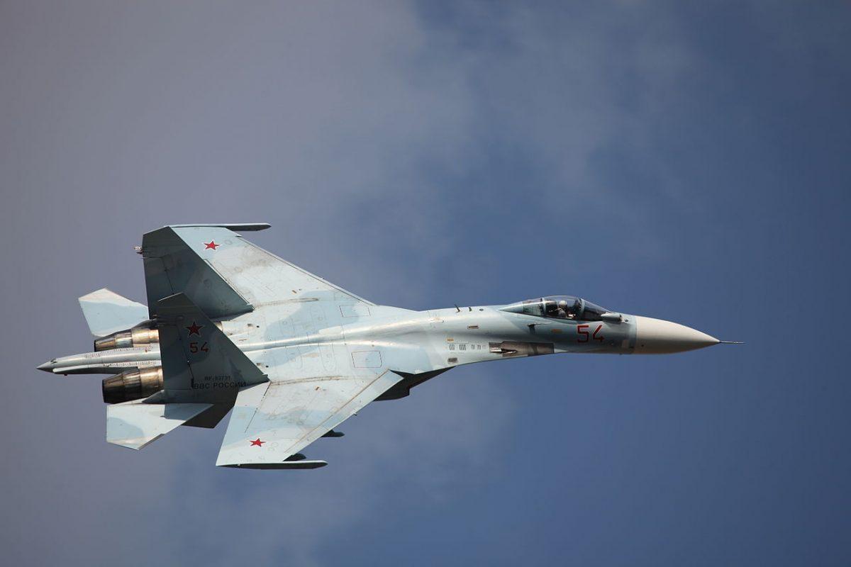 У нового российского истребителя во время испытаний отвалился кусок хвоста