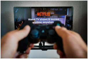 Install Netflix on Game Console