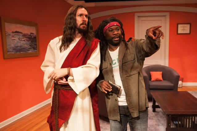 Funny Jesus Caption Competition #13 Picture