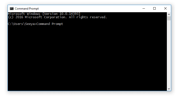 Hapus Virus Command Prompt