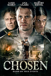 Poster de Elegidos para ser Héroes (Chosen)