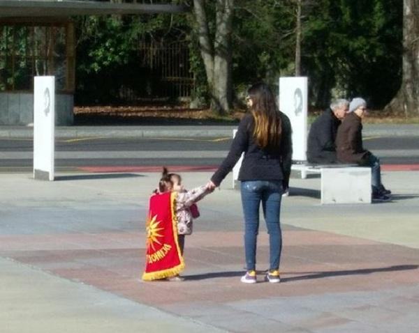 Bild des Tages - Kleines Großes Makedonisches Herz