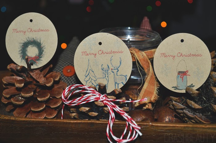 Side Street Design holiday gift tags their top seller