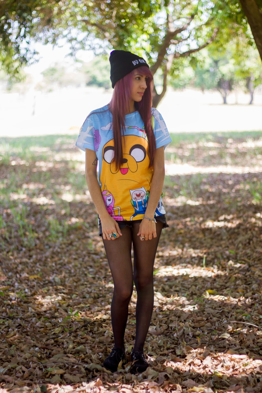 Look do Dia: It's Adventure Time