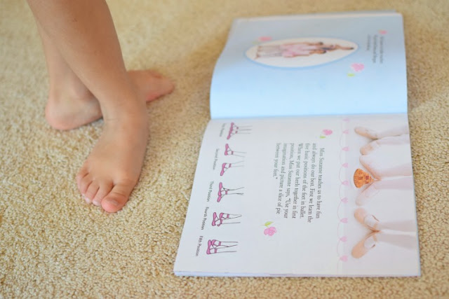 We Love Ballet, part of reading roundup- favorite books from June