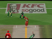 KFC Big Bash League T20 Patch Gameplay Screen 6
